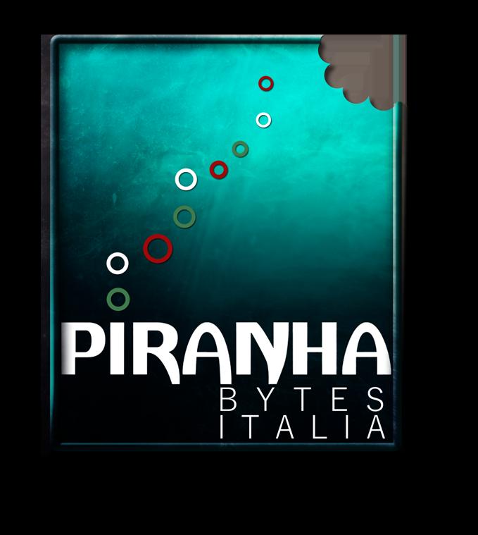 Piranha Bytes Italia logo