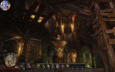 La Cittadella è l'imponente sede dei Demon Hunter