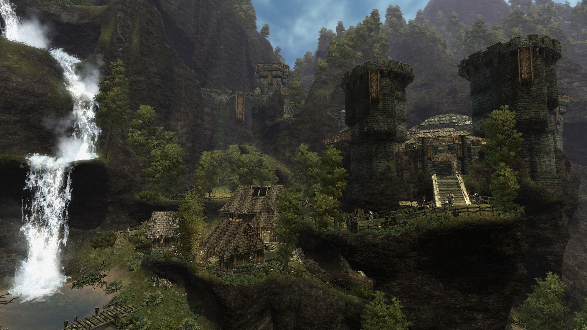Фото пейзажей из готики