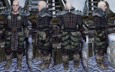 Armatura da Sterminatore di Orchi