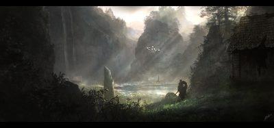 Due mondi: fantasy... molte aree ricordano i precedenti Gothic,