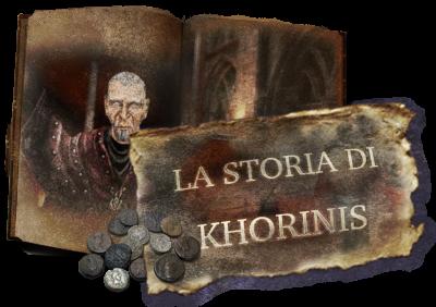 Web Partner: La Storia di Khorinis
