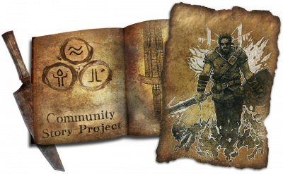 Web Partner: Community Story Project
