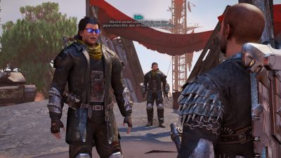 Screenshot di Elex
