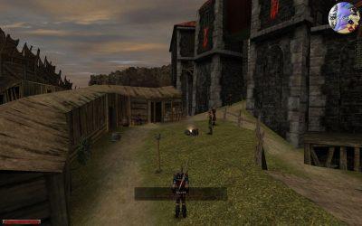 L'Old Camp è l'insediamento più importante all'interno della Colonia
